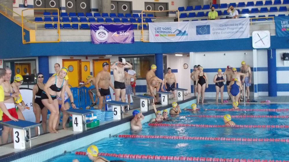 H2OpenDay Valladolid - LifeLongSwimming