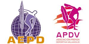 logo AEPD - Asociación Española de Prensa Deportiva