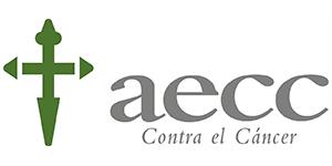 Logo Asociación Española Contra el Cáncer - AECC