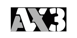 Logo AX3