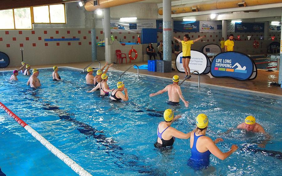 H2OpenDay - LifeLongSwimming Pontevedra