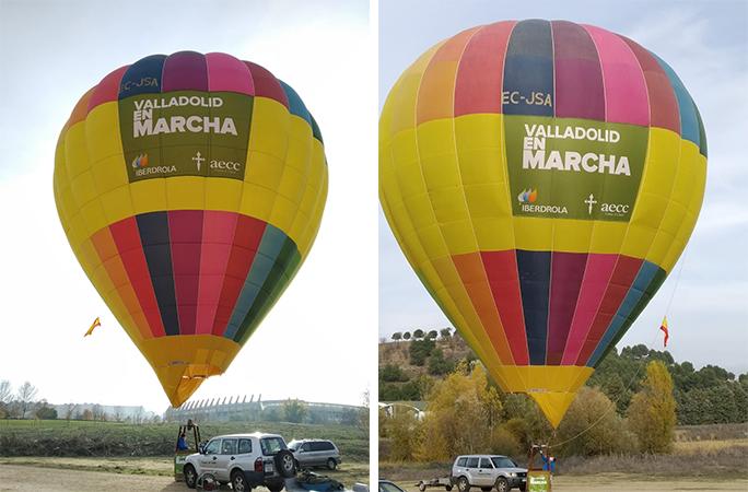 AECC Valladolid en Marcha 2020