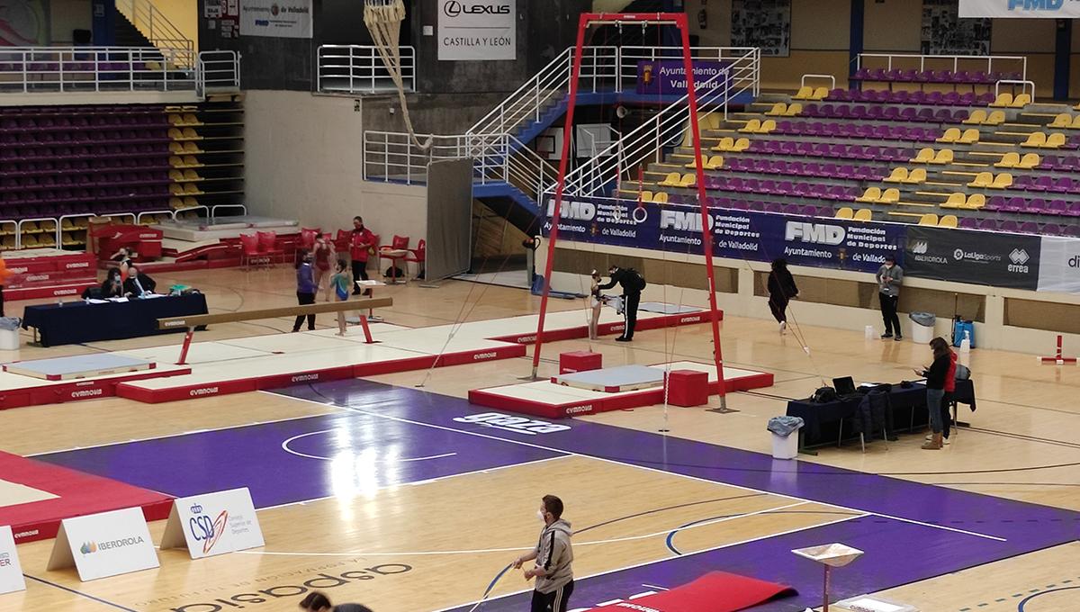 Campeonato de España GAM GAF 2020