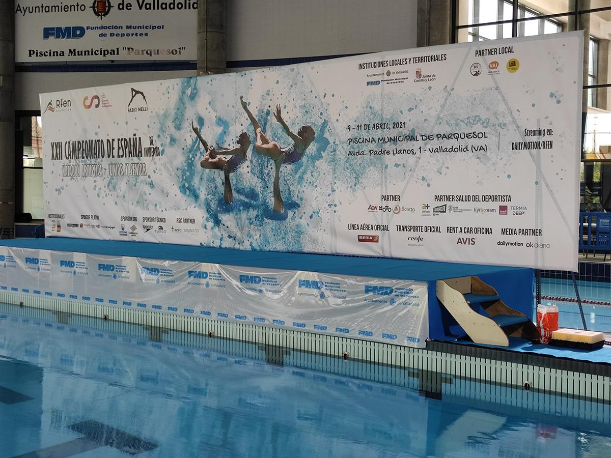 Campeonato de España de Natación Sincronizada 2021